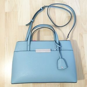 Kate Spade MAIDEN WAY SAFFIANO ZURI SATCHEL